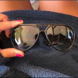 cats rayban sunglasses